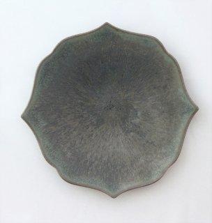 WP928 和皿/蓮型(黒)・丹波焼