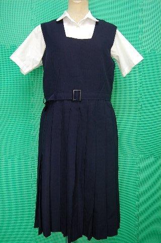 神田女学園 旧制服【画像2】