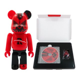 BE@RBRICK × RED SPIDER [ SPIDER 1.5 -the return- SP BOX ]+1 figure