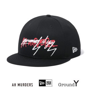 "AH MURDERZ × GroundY × NEW ERA "" 9FIFTY CAP """