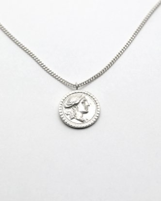 <small>[coming soon]</small></br>coin necklace