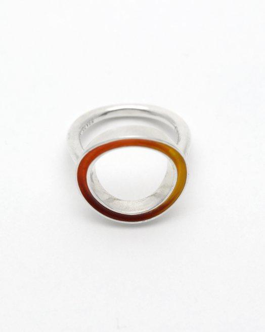 circle -orange-