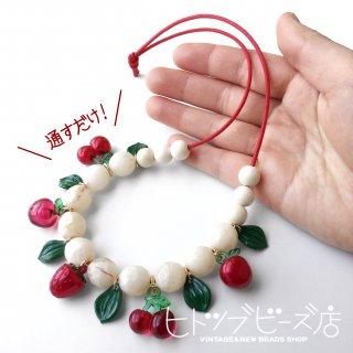 【材料セット】フルーツネックレス