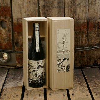 竹泉 純米大吟醸 幸の鳥 720ml(木箱入り)