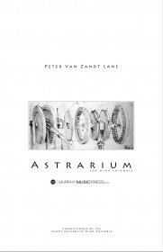 【吹奏楽 楽譜】<br>アストラリウム <br>作曲:ピーター・ヴァン・ザント・レーン<br>