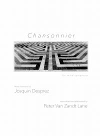 【吹奏楽 楽譜】<br>シャンソニエ <br>作曲:ピーター・ヴァン・ザント・レーン<br>