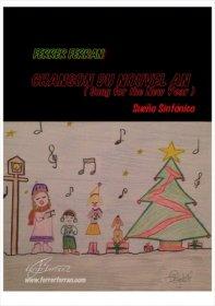 【吹奏楽 楽譜】<br>新年の歌 <br>作曲:フェレール・フェラン<br>