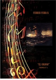 【吹奏楽 楽譜】<br>交響曲第4番「巨人」 <br>作曲:フェレール・フェラン<br>