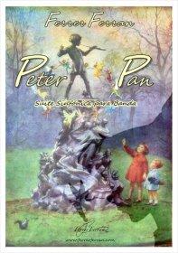 【吹奏楽 楽譜】<br>ピーター・パン <br>作曲:フェレール・フェラン<br>