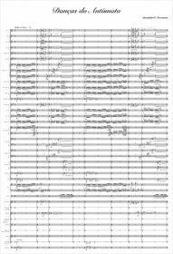 【吹奏楽 楽譜】<br>ダンサス・ドゥ・アウトマート <br>作曲:アレクサンドル・トラヴァソス
