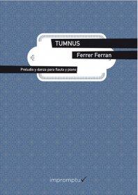 【フルート+ピアノ 楽譜】<br>タムナス <br>作曲:フェレール・フェラン