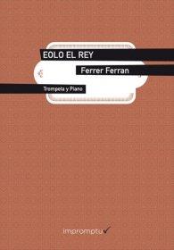 【トランペット+ピアノ 楽譜】<br>風の王アイオロス <br>作曲:フェレール・フェラン