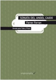 【テューバ+ピアノ 楽譜】<br>堕天使のソナタ <br>作曲:フェレール・フェラン