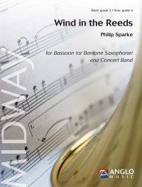 (楽譜) ウインド・イン・ザ・リード〜バスーンとコンサートバンドのための / 作曲:フィリップ・スパーク (吹奏楽)(スコア+パート譜セット)