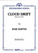 (楽譜) ファゴット協奏曲「クラウド・ドリフト」 / 作曲:ロブ・ウィッフィン (吹奏楽 ファゴット 協奏曲)(スコア+パート譜セット)