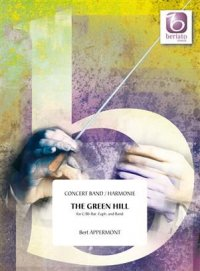 (楽譜) グリーン・ヒル / 作曲:ベルト・アッペルモント (吹奏楽)(フルスコアのみ)