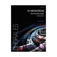(楽譜) イン・メモリアム / 作曲:ベルト・アッペルモント (吹奏楽)(フルスコアのみ)