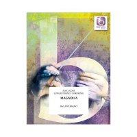 (楽譜) マグノリア / 作曲:ベルト・アッペルモント (吹奏楽)(フルスコアのみ)