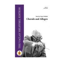(楽譜) コラールとアレグロ / 作曲:ヴァーツラフ・ネリベル (吹奏楽)(スコア+パート譜セット)