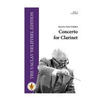 (楽譜) クラリネット協奏曲 / 作曲:ヴァーツラフ・ネリベル (吹奏楽)(スコア+パート譜セット)