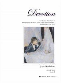 【吹奏楽 楽譜 スコアのみ】<br>デヴォーション <br>作曲:ジョディー・ブラックショウ