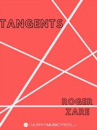 【吹奏楽 楽譜 スコアのみ】<br>タンジェンツ <br>作曲:ロジャー・ゼア<br>