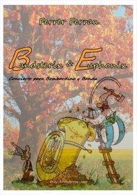 【ユーフォニアム&ピアノ】<br>バンドスタリクス・アンド・ユーフォニクス <br>作曲:フェレール・フェラン