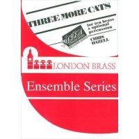 (楽譜) もう三匹の猫 / 作曲:クリス・ヘイゼル (金管10重奏)