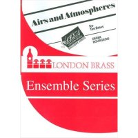 (楽譜) エアとアトモスフィア Op. 367 / 作曲:デリック・ブルジョワ (金管10重奏)