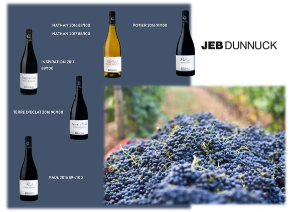 Crozes Hermitage Nathan 2017 Jeb Dunnuck