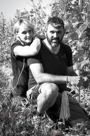 domaine de la ville rouge sebastian and audrey girard