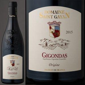 ジゴンダス オリジン ドメーヌ・サンガヤン 2015 Domaine Saint Gayan Gigondas Origine 2015