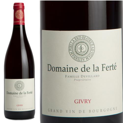 ジヴリ ドメーヌ・ド・ラ・フェルテ 2018 Givry Domaine de la Ferté  2018