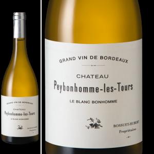 ル・ブラン シャトー・ペイボノム・レ・トゥール 2018年 Le Blanc Chateau Peybonhomme-Les-Tours 2018
