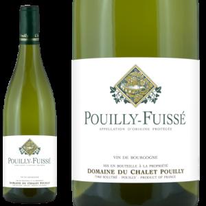 プイィ・フュイッセ 2018 Pouilly-Fuisse 2018