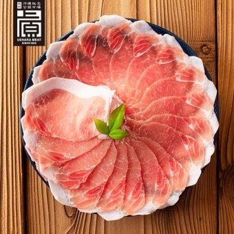 県産ブランド豚あぐー ロースしゃぶしゃぶ用(500g)