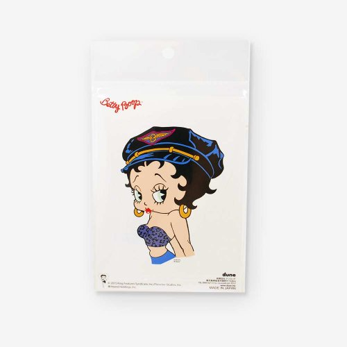 Betty Boop ステッカー【Wild Girl】 <img class='new_mark_img2' src='https://img.shop-pro.jp/img/new/icons20.gif' style='border:none;display:inline;margin:0px;padding:0px;width:auto;' />