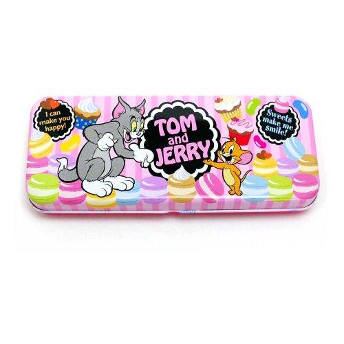 トムとジェリー 缶ペンケース IG1136