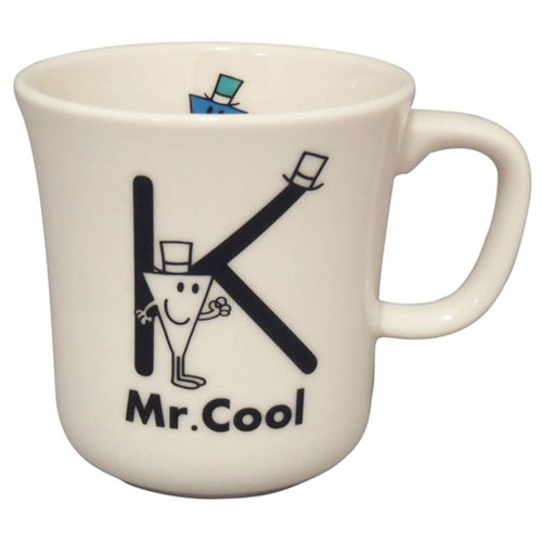 ミスターメンリトルミス イニシャルマグ(K) MR100-11K