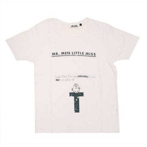 ミスターメンリトルミス レディースTシャツ(タイニー)M MR-7972