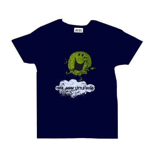 ミスターメンリトルミス レディースTシャツ(ハッピー)S MR-8016