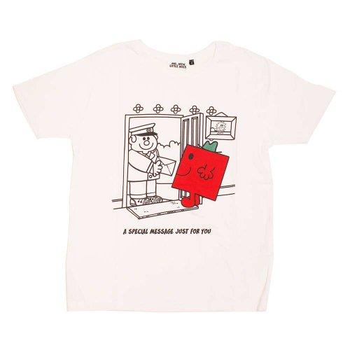 ミスターメンリトルミス レディースTシャツ(ストロング)M MR-7978