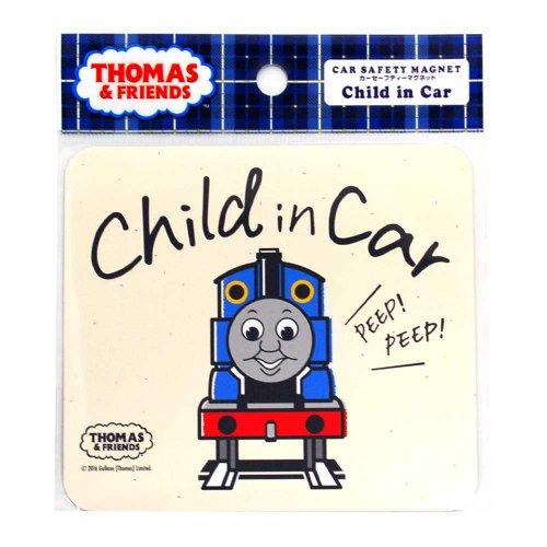 きかんしゃトーマス カーセーフティーマグネット(CHILD IN CAR) KT00001-2