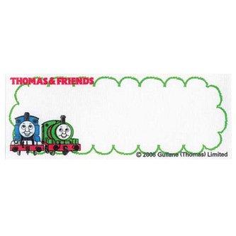 きかんしゃトーマス トーマス キャラクターネームラベル N78