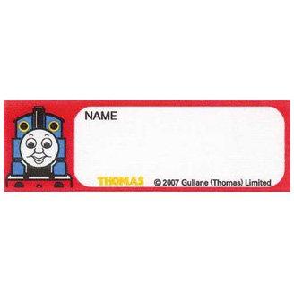 きかんしゃトーマス トーマス キャラクターネームラベル N81