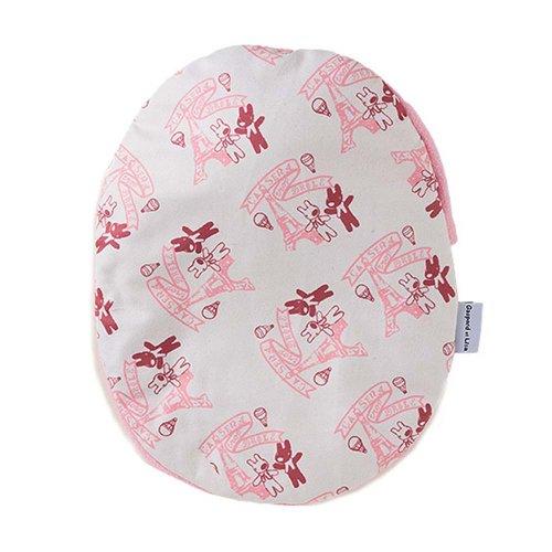 リサとガスパール 湯たんぽ(ピンク)