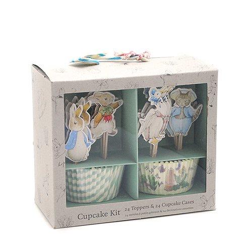 【生産終了品】ピーターラビット カップケーキキット 45-1192