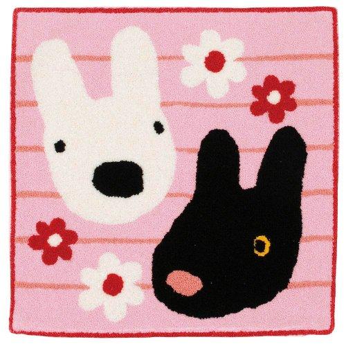 【生産終了品】リサとガスパール クッションカバー(フラワーナチュラルデー) 0454102500