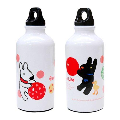 リサとガスパール ウォーターボトル(Balloon)