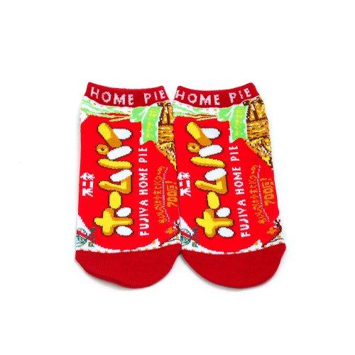 ホームパイ お菓子ソックス(不二家お菓子雑貨) JGS0024 PK